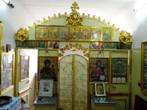 в честь иконы Божией Матери «Всех скорбящих Радость» при Кугесьском доме престарелых